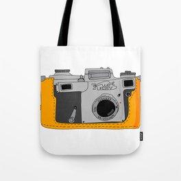 Kiev Camera Tote Bag