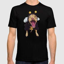 Chihuahua in bee costume - Tuna T-shirt