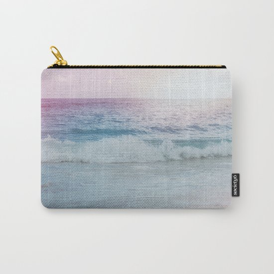 Cali Ocean Vibes Carry-All Pouch