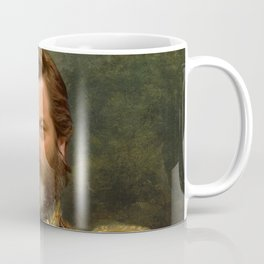 Nick Offerman Classical Painting Photoshop Coffee Mug