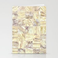 mosaic Stationery Cards featuring Mosaic by Santo Sagese