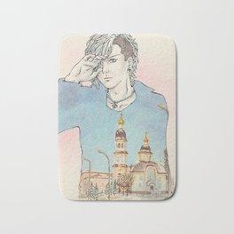 OC: Sergey x Arkhangelsk Bath Mat