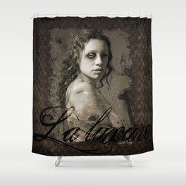 La luxure Shower Curtain