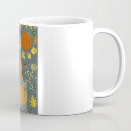 Fox In The Leaves Coffee Mug