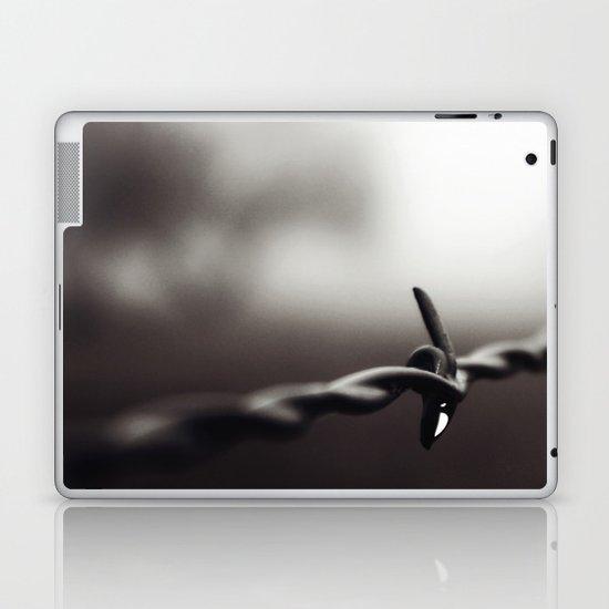 a drop in the fog . . .  Laptop & iPad Skin