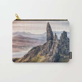 Old Man of Storr, Isle of Skye, Scotland Carry-All Pouch