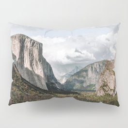 Mountain Design 2 Pillow Sham