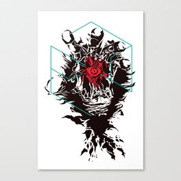 Inner Eye Canvas Print