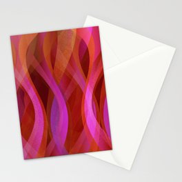 Abstract background G138 Stationery Cards