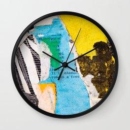 Merz 01 Wall Clock