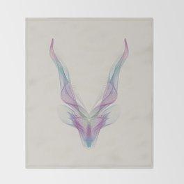 Deer Me Throw Blanket