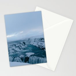 Gullfoss, Iceland Stationery Cards