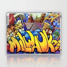 MILWAUKEE: heartMilwaukee Laptop & iPad Skin