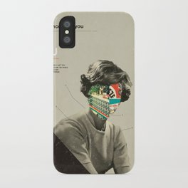 Since I Left You iPhone Case