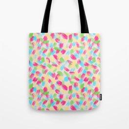 01 Loose Confetti Tote Bag