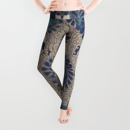 Japan Light - Analogic Photo Artwork Leggings