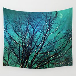 magical night Wall Tapestry