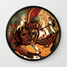 Josibela Wall Clock
