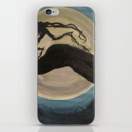 Scavenger of the Night iPhone Skin