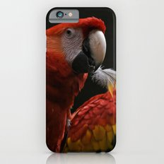 Bird with a Feather Slim Case iPhone 6s