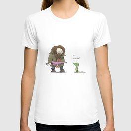 You're a lizard Harry. T-shirt