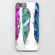 dream feathers 2 Slim Case iPhone 6s