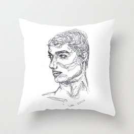 Ceasar Throw Pillow