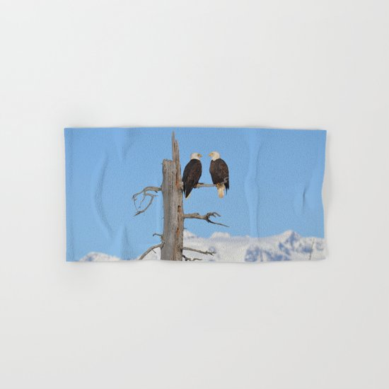 Perched With A View Duo Hand & Bath Towel
