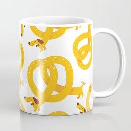 Pretzel Dog Coffee Mug