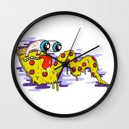 Pizzzzzzzzaaaa Wall Clock