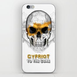 To The Core Collection: Cyprus iPhone Skin
