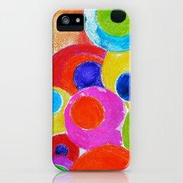 Garden Sunrise iPhone Case