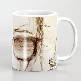 Hang On For Me Coffee Mug