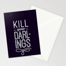 Kill Your Darlings Stationery Cards