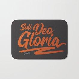 Soli Deo Gloria Bath Mat