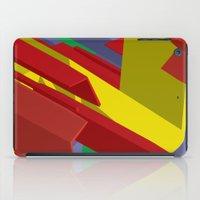 3d iPad Cases featuring 3D by John VanHouten
