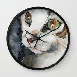 cat#13 Wall Clock