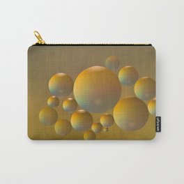 Distant moon. Carry-All Pouch