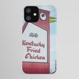 Bet You're Chicken Big Chicken Marietta Georgia Landmark iPhone Case