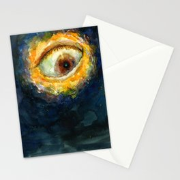 The Moon Eye Stationery Cards
