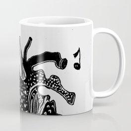 Music cures Coffee Mug
