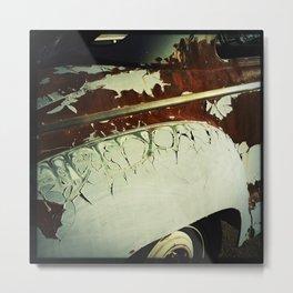 Rust, Kingman AZ Metal Print