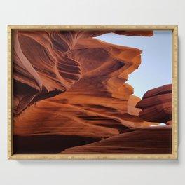 Antelope Canyon  #8 Serving Tray