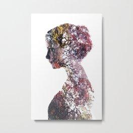 Human Nature Metal Print