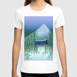 A moonless night T-shirt
