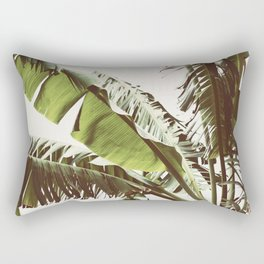 Tropical Winds Rectangular Pillow