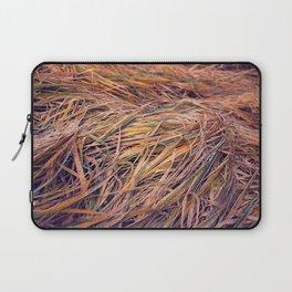 autumn grass Laptop Sleeve