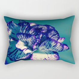 Carnation - Side shot Rectangular Pillow