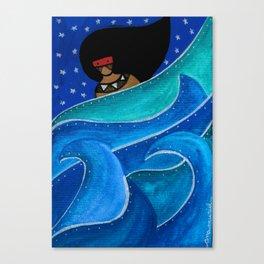 Oxum Canvas Print