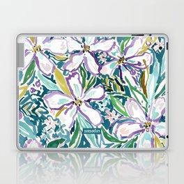 MONTEREY FLORAL Laptop & iPad Skin